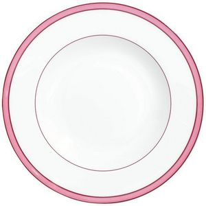 Raynaud - tropic rose - Assiette Creuse