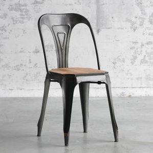 Mathi Design - chaise multipl's bois - Chaise