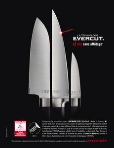 EVERCUT -  - Couteau De Cuisine