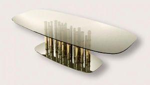 Fertini -  - Table De Repas Ovale