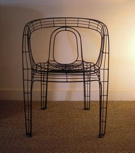 Mathi Design - chaise design spider - Chaise