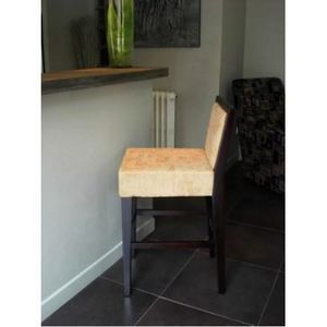 Mathi Design - tabouret de bar club - Chaise Haute De Bar