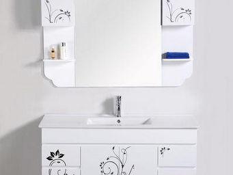 UsiRama.com - meuble salle de bain bain de peintre 120cm - Meuble Vasque