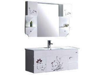UsiRama.com - meuble salle de bain bain de peintre 1.2m - Meuble De Salle De Bains