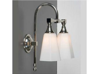 Linea Verdace - applique classique bath 6 arc double ip44 - Applique De Salle De Bains