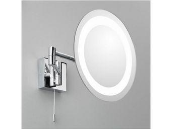 ASTRO LIGHTING - miroir grossissant salle de bain genova - Applique De Salle De Bains