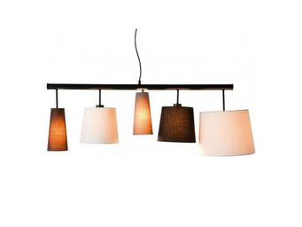 Kare Design - lustre parecchi noir 140 - Suspension