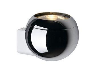 SLV - applique murale / spot light eye ball chrome - Applique