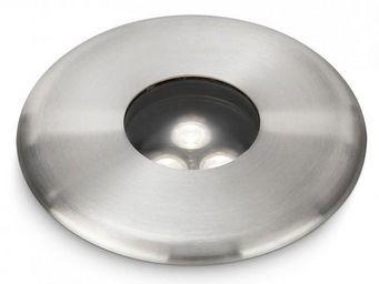 LEDINO BY PHILIPS - spot encastrable ext�rieur recessed inox 1 spot - Spot Encastr� De Sol