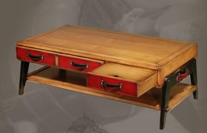 BATEL -  - Table Basse � Tiroirs