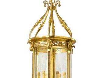 Lucien Gau -  - Lanterne D'ext�rieur