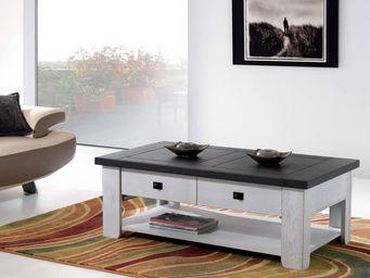 Ateliers De Langres - whitney - Table Basse Rectangulaire