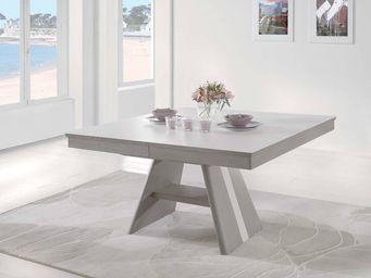 Ateliers De Langres - deauvil - Table De Repas Carrée