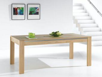 Ateliers De Langres - yucca - Table De Repas Rectangulaire