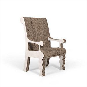 Corvasce Design - sedia ambrose - Chaise