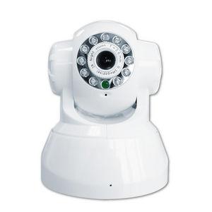 CFP SECURITE - caméra wifi intérieure motorisée eurotas - Camera De Surveillance