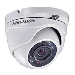 CFP SECURITE - caméra dôme turbo hd ire 20m - 1080 p - hikvision - Camera De Surveillance