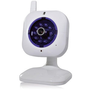 CFP SECURITE - videosurveillance - caméra ip wifi intérieur helio - Camera De Surveillance