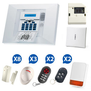 VISONIC - alarme sans fil nf&a2p visonic powermax pro - 03 - Alarme