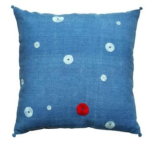 STITCH BY STITCH -  - Coussin Carr�