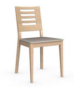 Calligaris - chaise italienne style de calligaris structure chê - Chaise