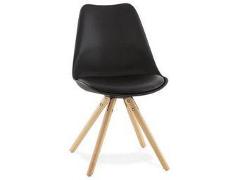 MyCreationDesign - matt noir - Chaise