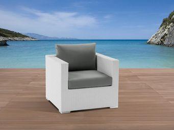 BELIANI - chaises en rotin - Fauteuil De Jardin