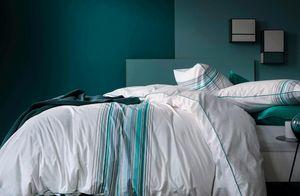 BLANC CERISE - reve en couleurs - Parure De Lit