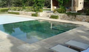 Silver Pool -  - Couverture De Piscine Automatique