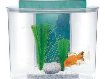 MARINA - kit aquarium 15 litres pompe + filtre + eclairage - Aquarium