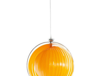 KOKOON DESIGN - lampe suependue modulable satellite avec lamelles  - Suspension