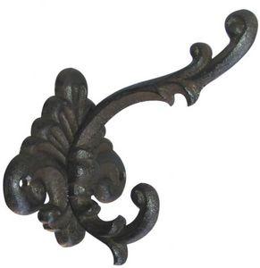 Aubry-Gaspard - patère en fonte 1 crochet - Patère