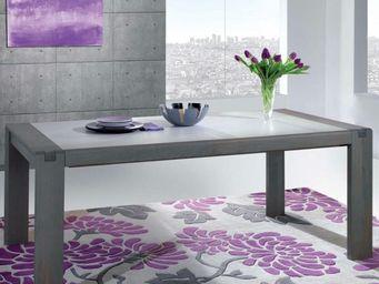 Ateliers De Langres - table ceram - Table De Repas Rectangulaire