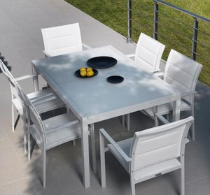 ITALY DREAM DESIGN - sense- - Table De Jardin À Rallonges