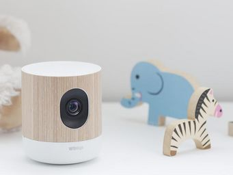 Withings Europe - connect�e-- - Camera De Surveillance