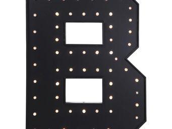 Kare Design - applique b noir led - Applique