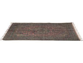 Kare Design - tapis en coton orient vintage 170x240 - Tapis Contemporain