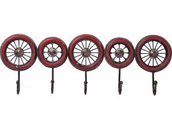 Kare Design - portemanteau turbine - Patère