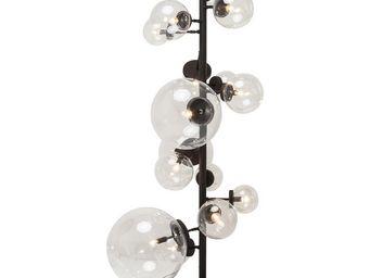 Kare Design - lampadaire balloon clear - Lampadaire