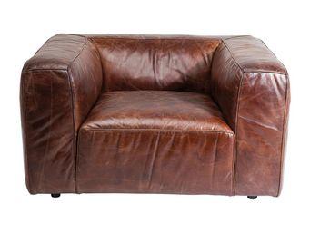 Kare Design - fauteuil vintage cubetto - Fauteuil