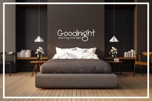 My-D&co - my-d&co - goodnight - Décoration Murale
