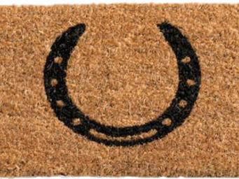 GARDMAN - paillasson à motif en fibre de coco - Paillasson