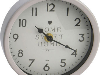 Amadeus - horloge scandi métal coloré - Horloge Murale