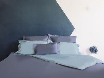 BAILET - taie déco - les essentiels - 30x50 cm - galet & ve - Taie D'oreiller