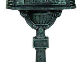 Fontes D'art De Dommartin - boite aux lettres sur pied design - Boite Aux Lettres
