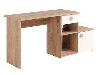 WHITE LABEL - bureau multi positions - nori n°2 - l 158 x l 50 x - Bureau