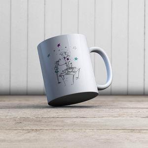 la Magie dans l'Image - mug magie cuisine - Mug