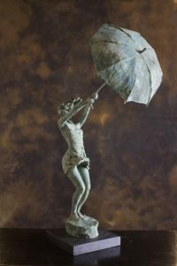 A MODERN GRAND TOUR -  - Statue