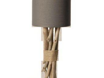 Coc'Art Créations - l35 lampe fagot - Lampe De Chevet