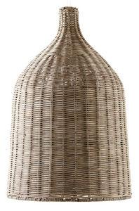 Aubry-Gaspard - abat-jour suspension en poelet - Suspension